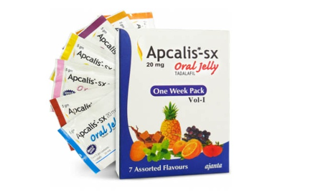 Apcalis-sx oral Jelly ขนาด 20 mg